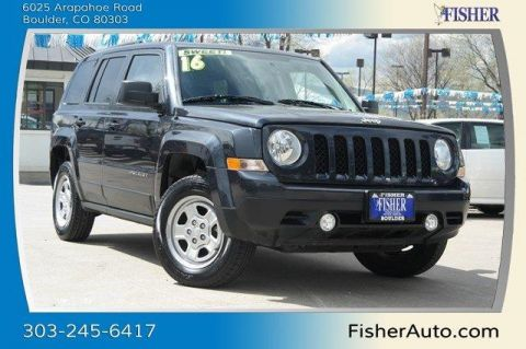 Used Jeep Patriot 4WD 4dr Sport