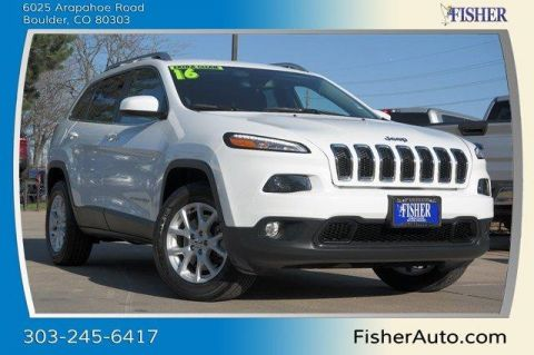 Used Jeep Cherokee 4WD 4dr Latitude