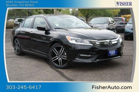 New Honda Accord Sport SE Manual