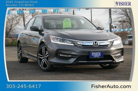 New Honda Accord 4dr I4 CVT Sport