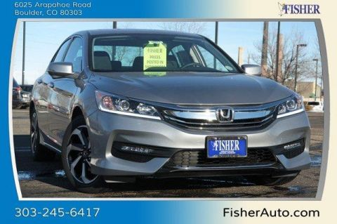 New Honda Accord 4dr I4 CVT EX
