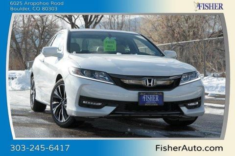 New Honda Accord 2dr I4 CVT EX-L
