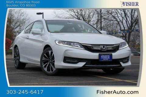 New Honda Accord 2dr V6 Auto EX-L